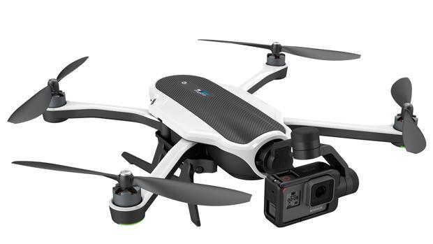 Detalle de Karma, el primer drone de GoPro
