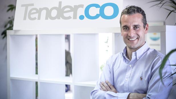 Diego Soro, consejero delegado de Tender