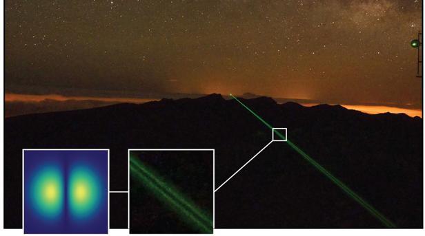 El futuro de las comunicaciones láser se estrena a ritmo de señales de humo