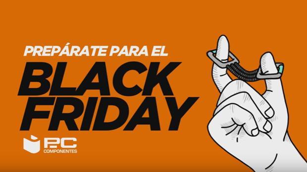 PcComponentes:  Black Friday: las ofertas para PC que no te puedes perder