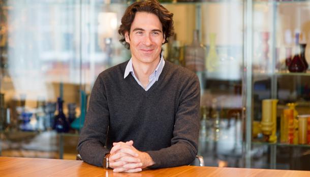 Alexis Bonte, asesor de Atomico para España, Francia y Portugal