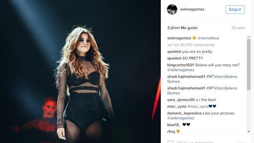 Instagram:  Las 10 imágenes de Instagram con más «Me Gusta» de 2016
