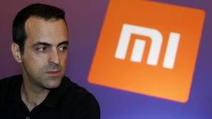 Hugo Barra, hasta ahora vicepresidente de Xiaomi, durante una presentación