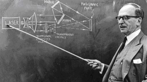 Dennis Gabor, el «padre de la holografía»