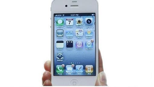 Siguiente actualización de iOS, que llegó en 2010