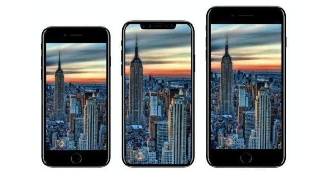 Diseño conceptual del posible diseño final del iPhone de este año