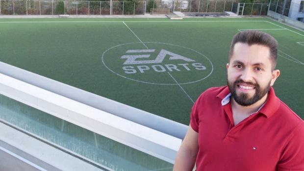 Sam Riviera, productor de Fifa 18, en una imagen de archivo