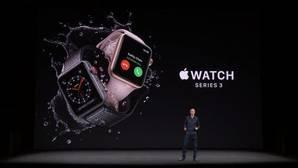 Así es Apple Watch Series 3: independiente