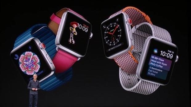 Apple presenta los nuevos Apple Watch 3 y Apple TV 4k