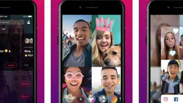 Facebook lanza en Dinamarca «Bonfire», una aplicación para chatear en grupo