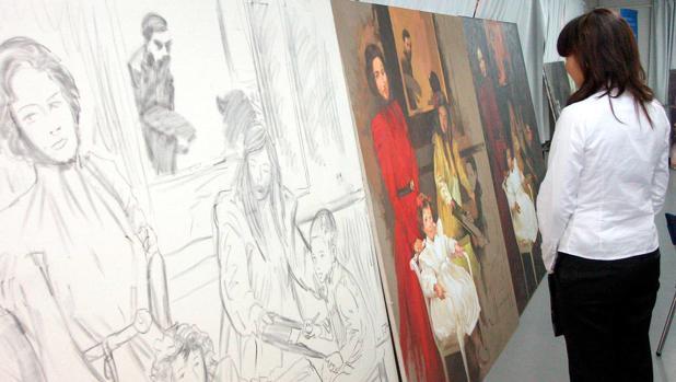 El programa analizó casi 300 dibujos lineales de autores como Picasso, Matisse o Modigliani