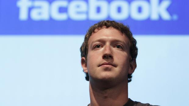 Mark Zuckerberg, responsable de Facebook