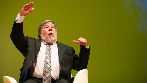 Steve Wozniak, cofundador de Apple y uno de los «pioneros por la neutralidad de la Red»