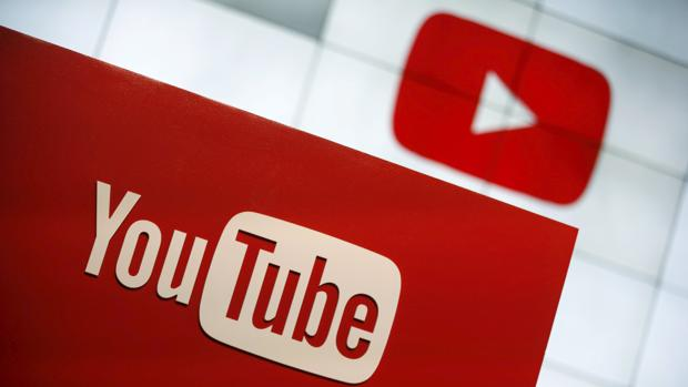 Imagen del logotipo de YouTube