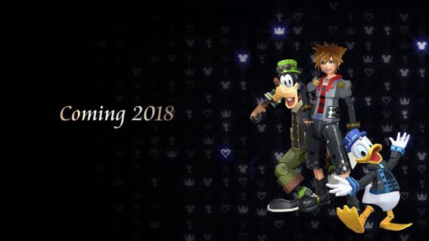 Kingdom Hearts saldrá a la venta este año