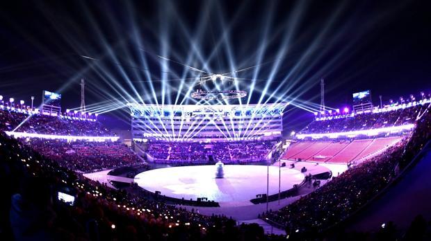 Inauguración de los Juegos Olímpicos de Invierno de PyeongChang 2018