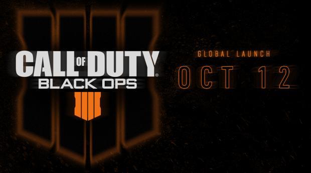 Imagen del anuncio del lanzamiento de «Call Of Duty: Black Ops 4»