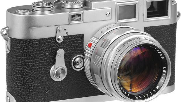 Imagen de archivo de una Leica