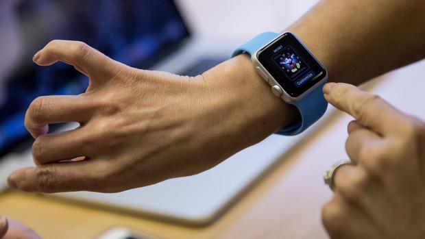 Apple Watch avisó a su dueño de que necesitaba asistencia médica urgente
