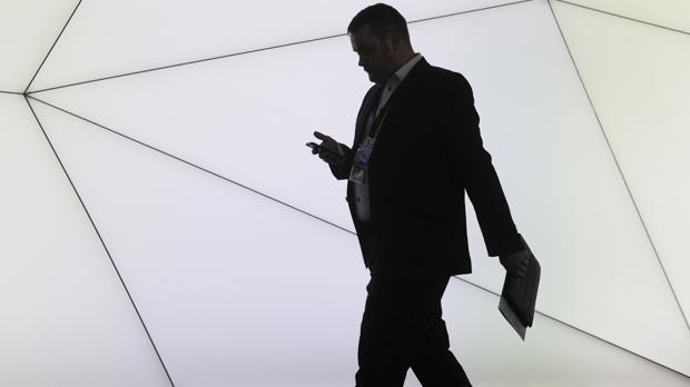 En la actualidad, el «smartphone» se ha convertido en una extensión del brazo