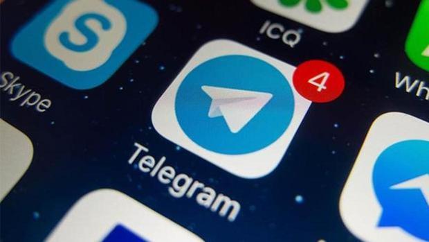 Telegram, rival de WhatsApp, caído en media Europa