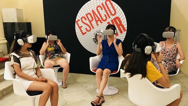 El primer cine de Realidad Virtual se instala en Madrid