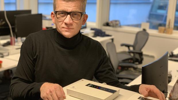 CEO de Domos, Bent Erik Skaug