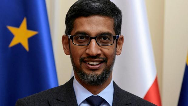 CEO de Google, Sundar Pichai