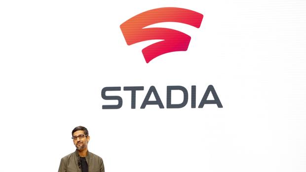 Sundar Pichai, CEO de Google, presenta Stadia