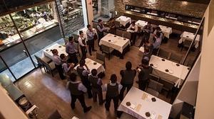 Así se come en el mejor restaurante de Iberoamérica