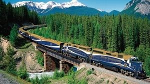 Los diez mejores viajes en tren para conocer mundo