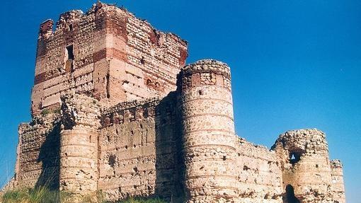 Castillo de Aulencia, en Villanueva de la Cañada