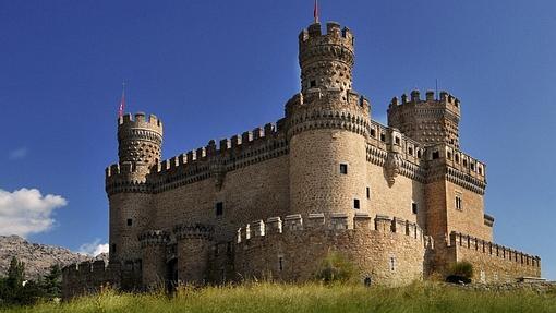 Castillo de Manzanares el Real