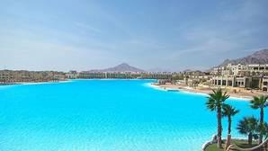 La laguna artificial más grande del mundo