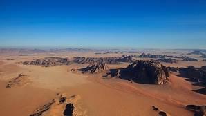 Así es el desierto grandioso y subyugante donde se rodó «Marte»
