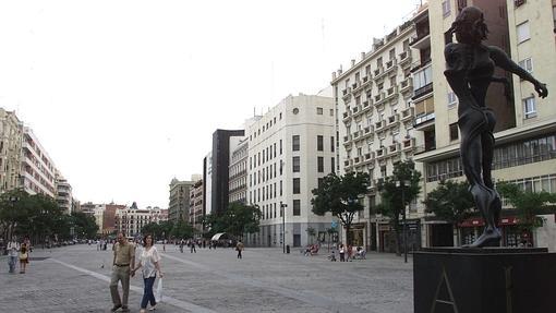 Plaza de Dalí