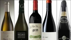 Los mejores vinos de España (del 1 al 10)