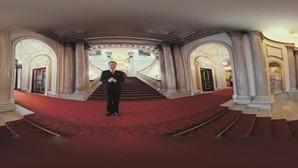 El palacio de Buckingham como nunca: en la intimidad y en 360º