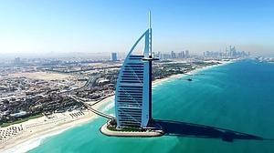 Dubái desde los drones: un vídeo que te dejará con la boca abierta