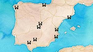 De ruta por los mejores castillos de España