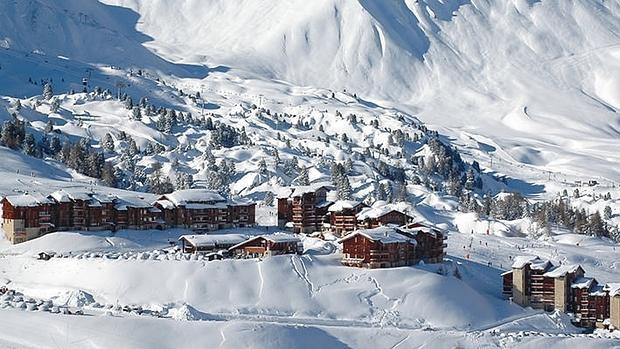 Plagne Village, a 2.050 metros de altura