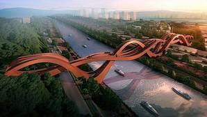 Los puentes más asombrosos que se construyen en el mundo
