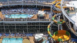 Qué hacer durante 48 horas en el crucero más grande del mundo
