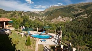 Diez casas rurales con piscinas idílicas