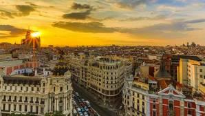 Veinte azoteas impresionantes para ver el atardecer en Madrid
