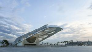 El museo Calatrava en Río de Janeiro