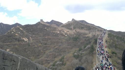 A la muralla se puede llegar en autobús, en taxi o en excursión privada u organizada con guía