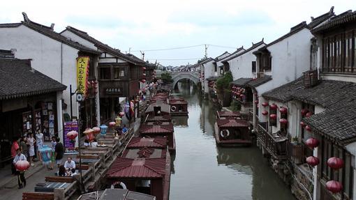 La zona de los canales antes estaba habitada por la nobleza, ahora la mayoría son residencias humildes