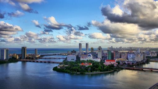 Fue fundada en 1537 y es la capital maás antigua de Brasil