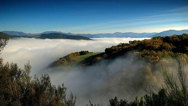 Vista de San Martín de Oscos
